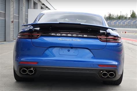 2017 porsche panamera turbo sights and sounds 2017 porsche panamera turbo