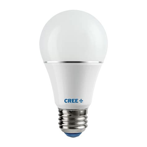 4 Led Light Bulbs by Cree Led Light Bulb 4 Pack 60w Equivalent Daylight