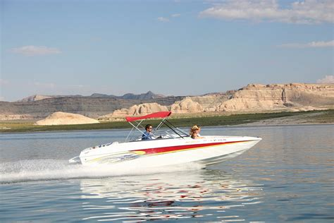 lake powell ski boat rentals wahweap lake powell boat rentals dreamkatchers lake powell b b