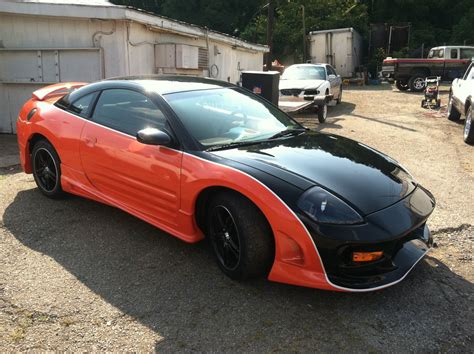 mitsubishi eclipse modified custom 2000 mitsubishi eclipse