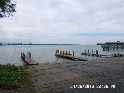 dnr boat launch lake st clair pin by carl randall on marine city michigan pinterest