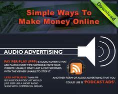How Does Online Advertising Make Money - how to make money online on pinterest how to make money and advertising