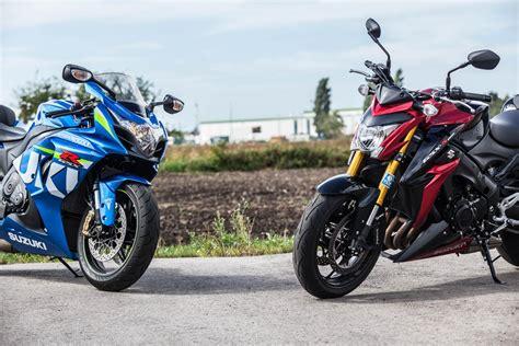 Motorrad Führerschein Vergleich by Vergleichstest Suzuki Gsx R 1000 Und Suzuki Gsx S 1000