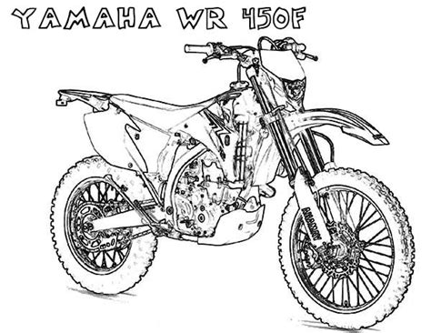 yamaha motorcycle coloring pages free motorcycle coloring pages superbike supersport and