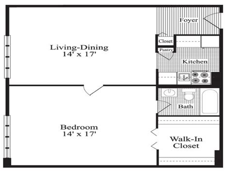 24x24 floor plans one bedroom home plans 1 bedroom house plans 24x24 1
