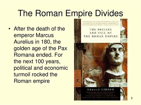 communal violence in the empire disturbing the pax books ppt the decline powerpoint presentation id 566761