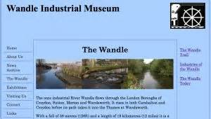 Wandlen Industrial by Museums In Surrey Heritage Guide