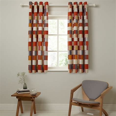 scion ready made curtains 25 best ideas about orange eyelet curtains on pinterest