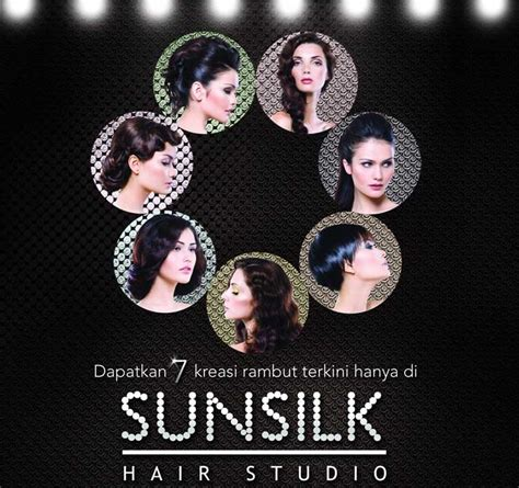 Harga Sunsilk Leave On sunsilk hair studio the karimuddins