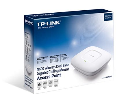 ceiling access point n600 wireless gigabit ceiling mount access point tp link