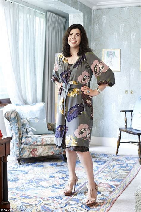 House Design Online Uk by Dressed To Kill Kirstie Allsopp Loves New Slim Figure