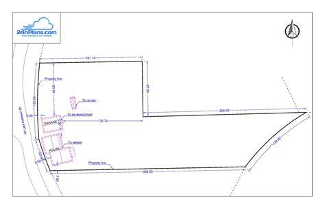 Kitchen Design Maryland Simple Design 24h Site Plans For Building Permits Site