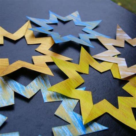 como hacer estrellas de navidad c 243 mo hacer una estrella de navidad con cartulina uncomo