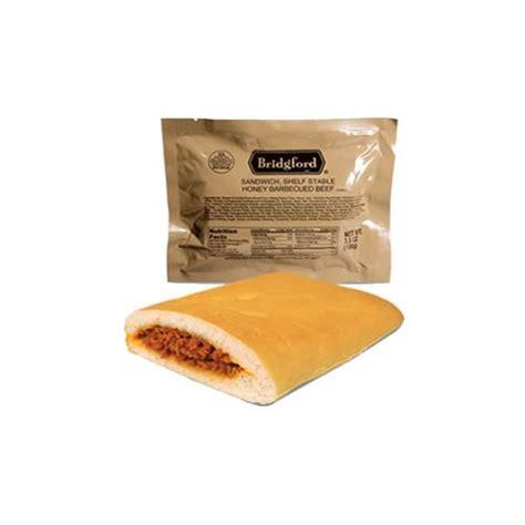 Bridgford Shelf Stable Sandwiches bridgford shelf stable sandwich bundle 6 pack