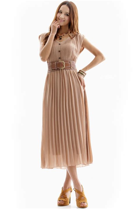 Setelan Dress Maxi Cardi Quality st7115 pleated midi dress high quality spade tension