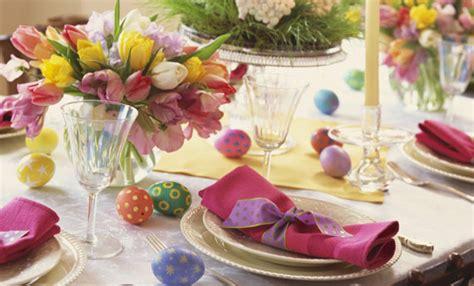 tavola di pasqua tavola di pasqua tante idee per decorarla e festeggiare