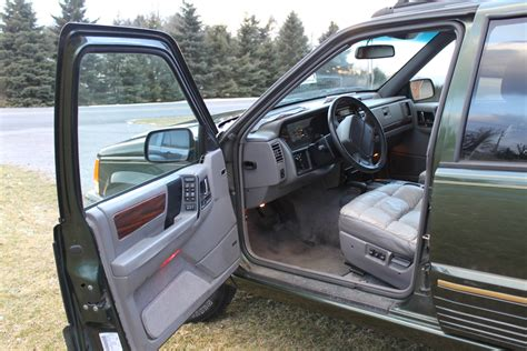 1995 Jeep Interior by 1995 Jeep Grand Interior Pictures Cargurus