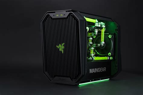 Fit Bag Mlg Edition Tas Gaming maingear announces the r2 razer edition gaming pc