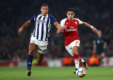 arsenal west brom arsenal vs west brom 5 things we learned alexandre