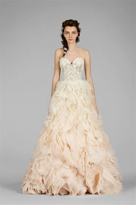 lazaro wedding dresses 2014 lazaro wedding dress