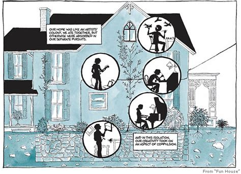fun home a family fun home a family tragicomic by alison bechdelit the picky