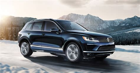 ultimate car guide car profiles volkswagen touareg