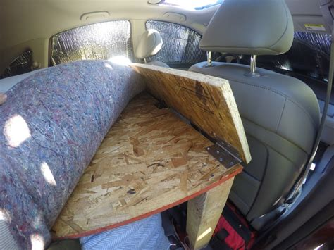 Building A Tent Platform how to turn your suv into a camper
