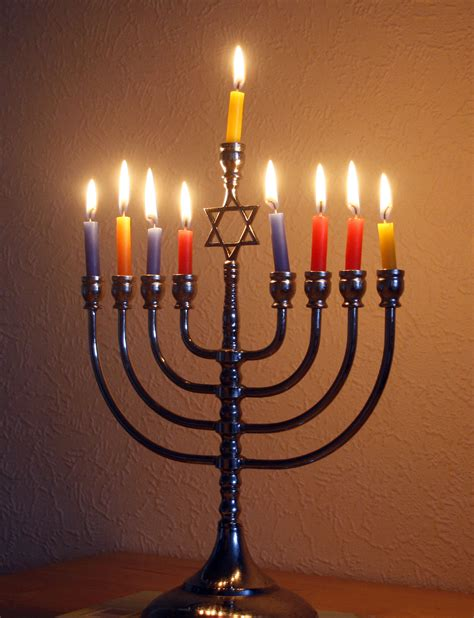 shabbat candles story hanukkah