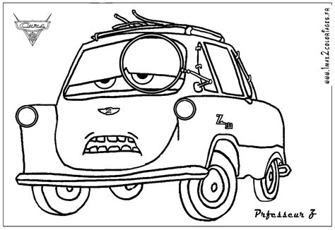 cars 2 finn mcmissile coloring pages finn mcmissile coloring pages