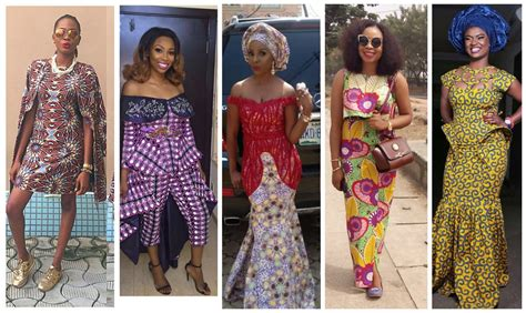 ankara dresses 2016 classy and ultra beautiful ankara styles wedding digest