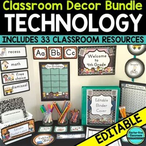 Technology Classroom Decorations by 23 Best Images About Technology Classroom Theme On