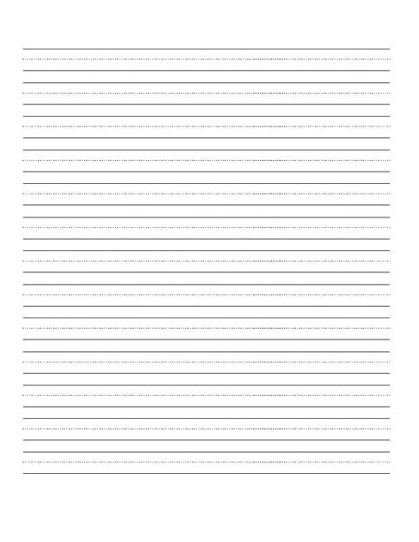 printable blank writing worksheet teaching pinterest