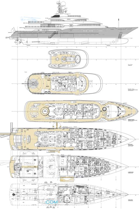 layout yacht tv layout lurssen yachts motor yacht superyachts com