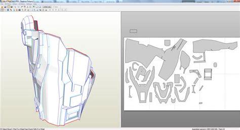 75 Best Images About Pepakura Projects On Pinterest Diy Cardboard Halo And Pepakura Files Halo Foam Templates