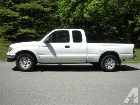 2004 Toyota Tacoma For Sale 2004 Toyota Tacoma Xtracab For Sale In Mount Juliet