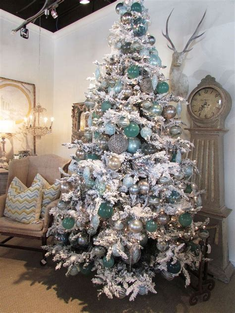 blue and silver tree ideas 20 awesome tree decorating ideas inspirations style estate