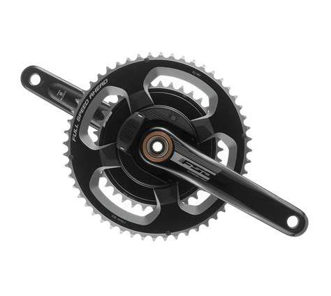 Crank Your Way To Power With A Crank by Fsa Road Powerbox Alloy Crankset Power Meter Power Meter