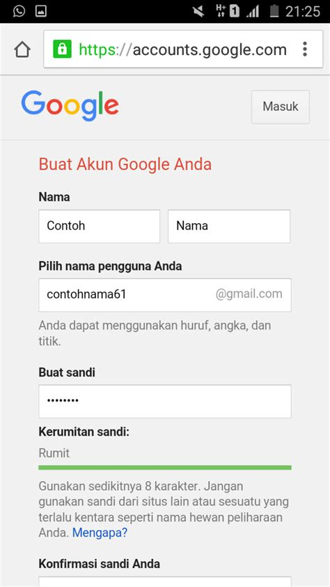 cara membuat gmail lewat android cara membuat email gmail lewat hp android mari berbagi