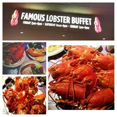 famous lobster buffet northwest reno verdi nv united