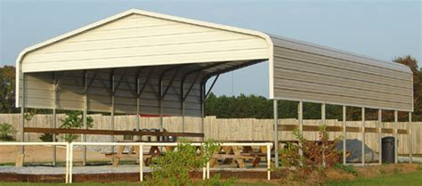 carport outlet metal storage buildings