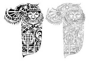 dwayne johnson polynesian tattoo stencil tatuaje de tribal abstracto car interior design