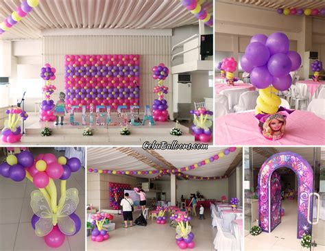 theme decorations cebu balloons and supplies