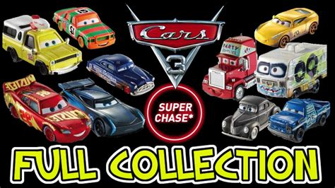 Diecast Mattel Mini Racers Cars 3 Wave 3 No 29 Florida Ramone Pink cars 3 collection of mattel diecast toys wave 1 2017 images