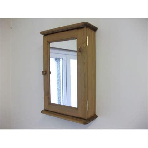 pine bathroom cabinet pine bathroom cabinet with mirrored door w37cm