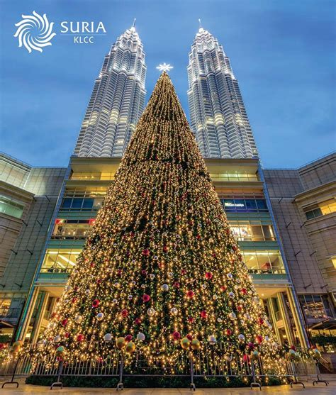 lighting of the tallest christmas tree in malaysia ticket2u