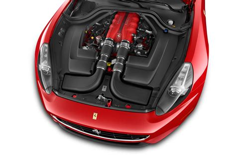 ferrari engine that few only two ferrari californias sold with manual