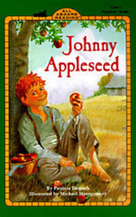 dk readers l3 the story of civil rights books johnny appleseed by demuth scholastic