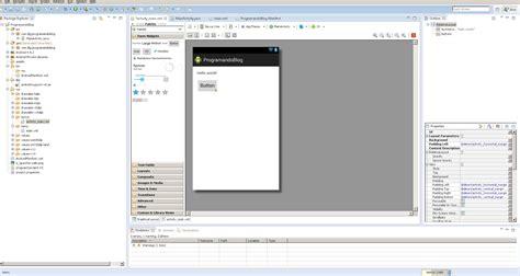 Eclipse Android Layout Width | programando y otras cosas android primeros pasos