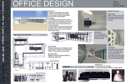 layout presentation board interior design presentation board google search