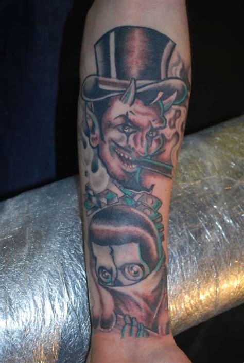 arm tattoo gangster 25 outstanding gangsta tattoos ideas for sleeve golfian com